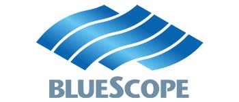 Blue Scope Lysaght Logo