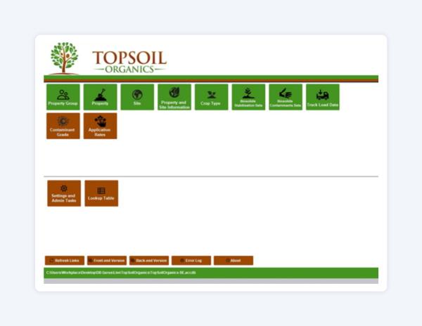Topsoil Organics